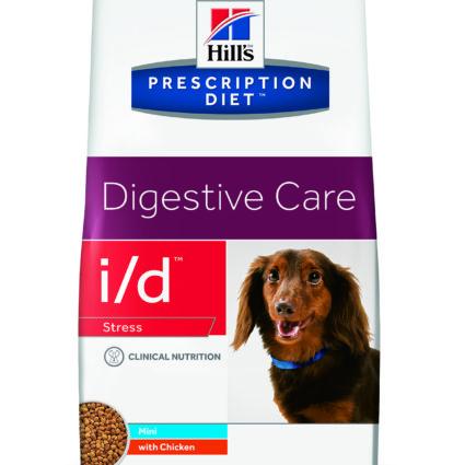 PD Canine i/d Stress Mini