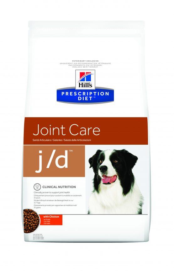 PD Canine j/d