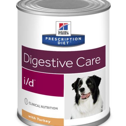 PD Canine i/d (lata) 12x370g