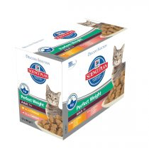 SP Feline Adult Perfect Weight Multipack (bolsita) 12x85g