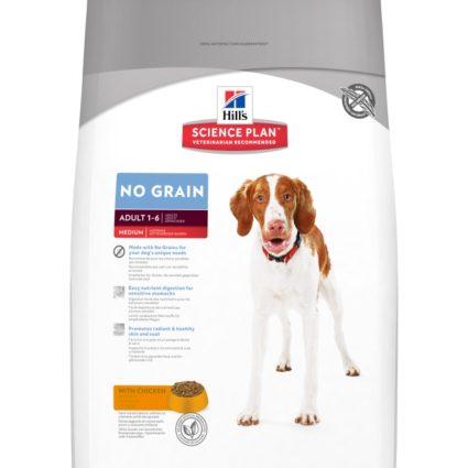 SP Canine Adult No Grain Pollo