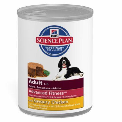 SP Canine Adult con Pollo (lata) 12x370g