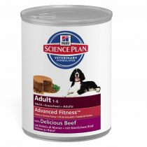 SP Canine Adult con Vacuno (lata) 12x370g