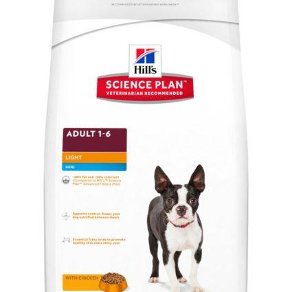 SP Canine Adult Light Mini