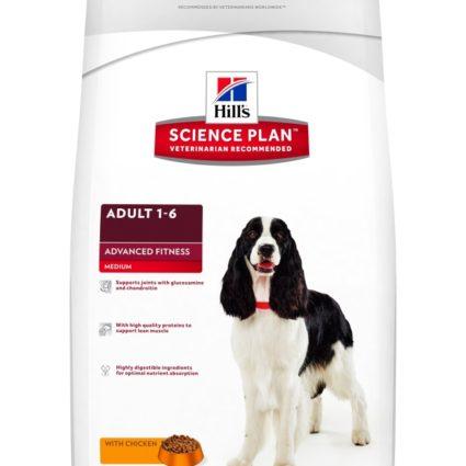 SP Canine Adult Advance Fitness Razas Medianas con Pollo