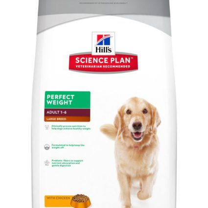SP Canine Adult Perfect Weight Razas Grandes 12kg