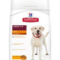 SP Canine Adult Light Razas Grandes con Pollo 12kg
