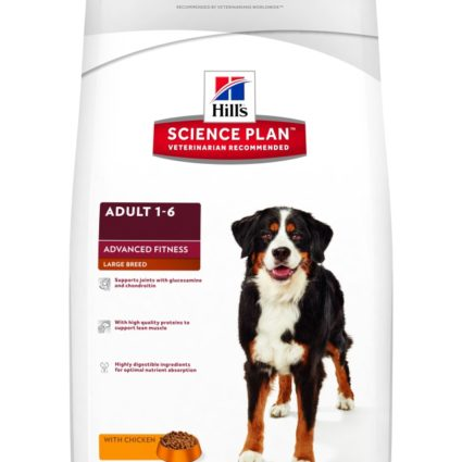 SP Canine Adult Advance Fitness Razas Grandes con Pollo
