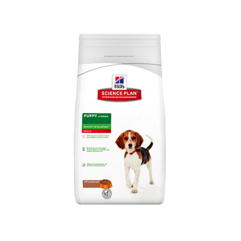 SP Puppy Healthy Development Cordero y Arroz