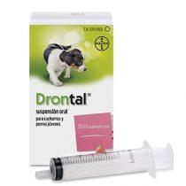 DRONTAL SUSPENSION ORAL 50 ml