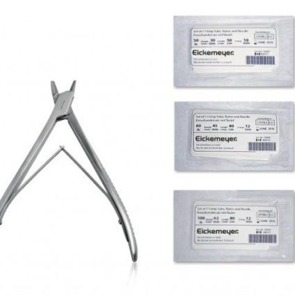 Kit de sutura lateral (esencial)