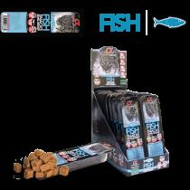 Snack de pescado para gatos