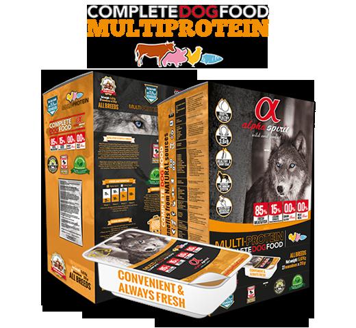 Alphaspirit Dog Food