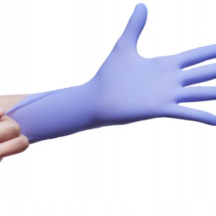 Sensiflex® Guantes de examen no estériles de nitrilo sin polvo – Fino