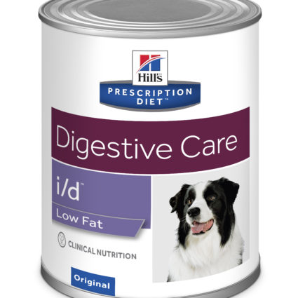 PD Canine i/d Low Fat (lata) 12x360g