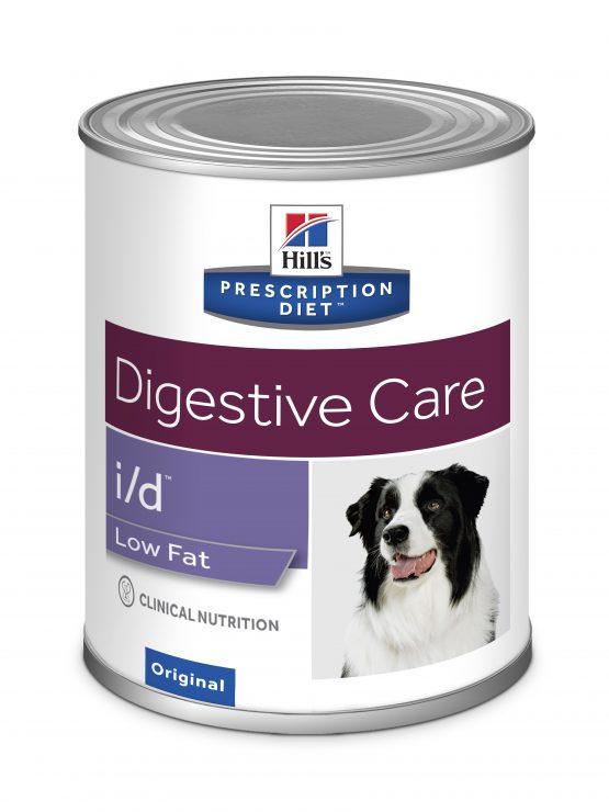 PD Canine i/d Low Fat (lata) 12x360g