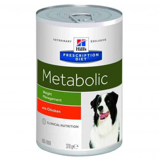 PD Canine Metabolic (lata) 12x370g