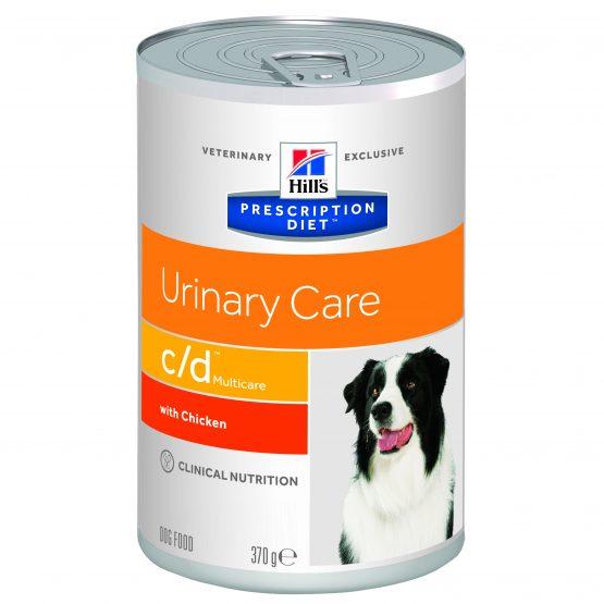 PD Canine c/d Multicare (lata) 12x370g