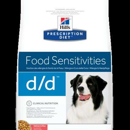 PD Canine d/d salmón y arroz