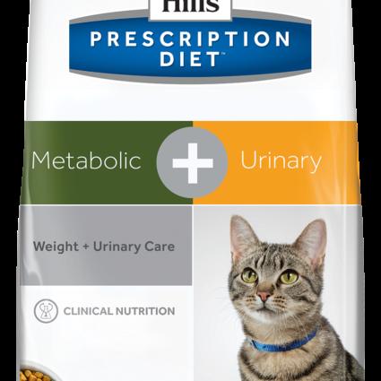 PD Feline Metabolic + Urinary