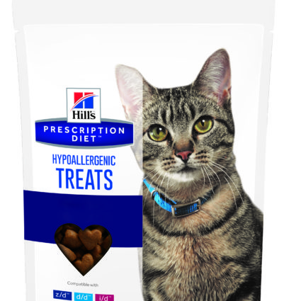 PD Feline Hypoallergenic Treats (premios) 6x70g