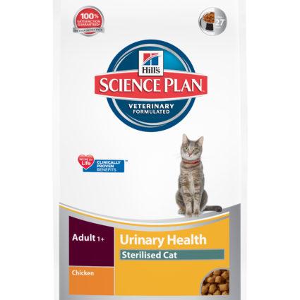 SP Feline Adult Urinary Sterilized Cat Pollo 2kg
