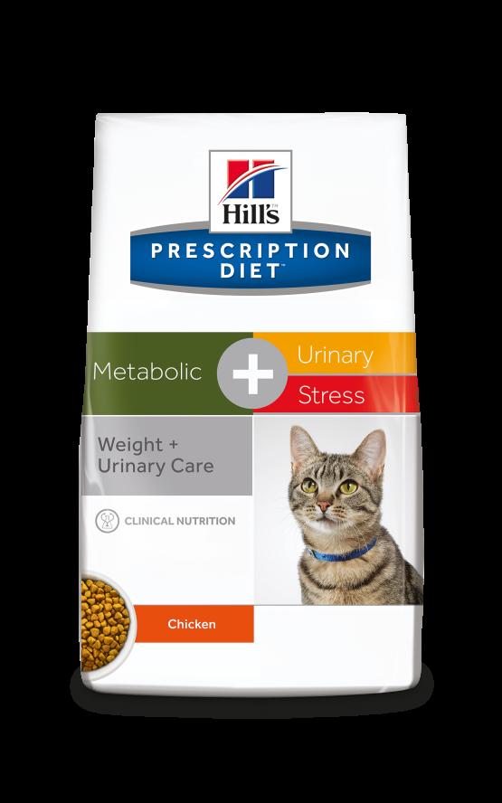 PD Feline Metabolic + Urinary Stress
