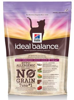 IB Feline Adult No Grain con Atún y Patata 1,5kg