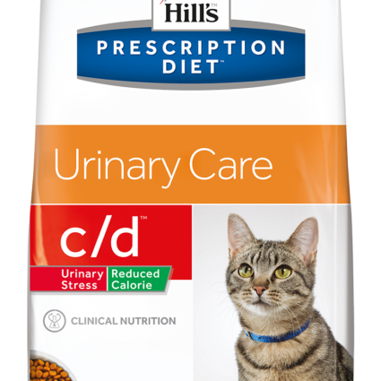 PD Feline c/d Urinary Stress Reduced Calorie