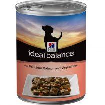 IB Canine Adult con Salmón y Verduras (lata) 12x363g