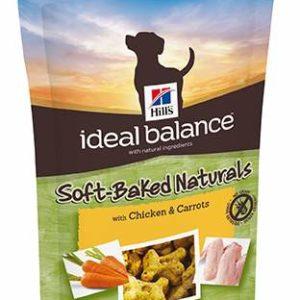IB Canine Treats SoftBaked con Pollo y Zanahoria (premios) 6x227g
