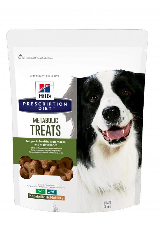 PD Canine Metabolic Treats (premios) 12x220g
