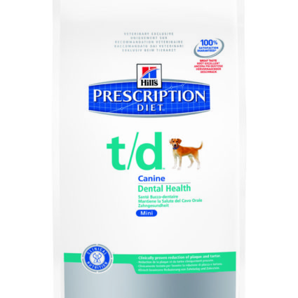 PD Canine t/d mini