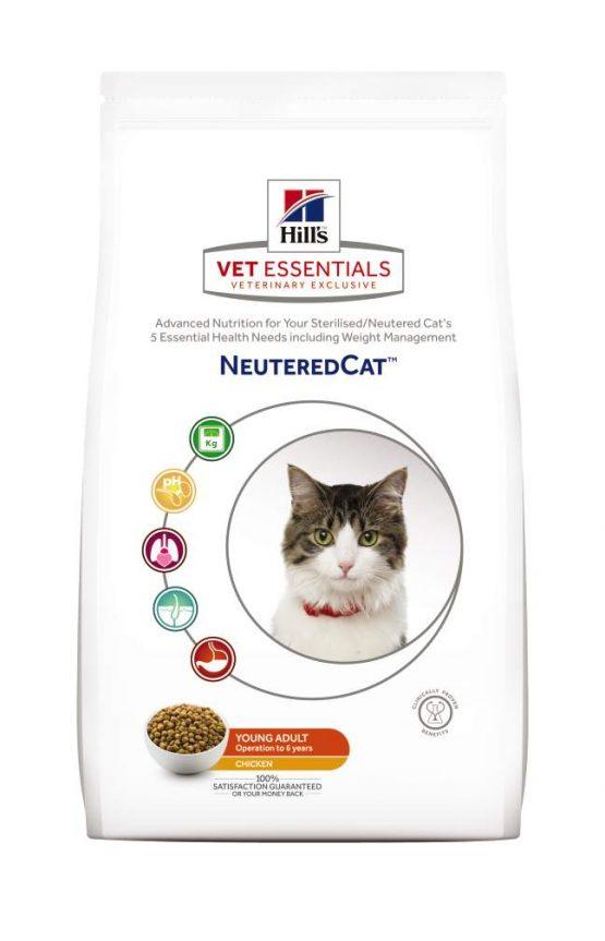 VE Feline Young Adult Neutered Cat Pollo