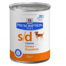 PD Canine s/d (lata) 12x370g