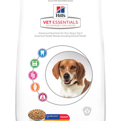 VE Canine Mature Adult 7+ Razas Medianas 10kg