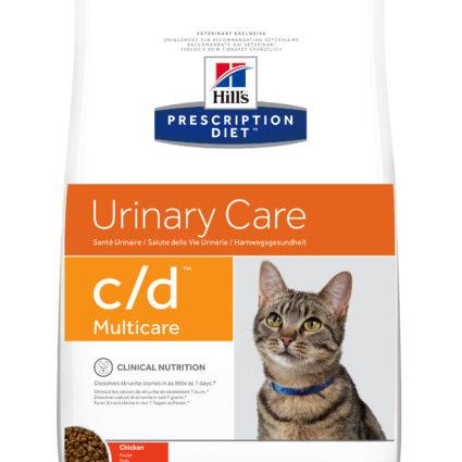 PD Feline c/d Multicare Pollo