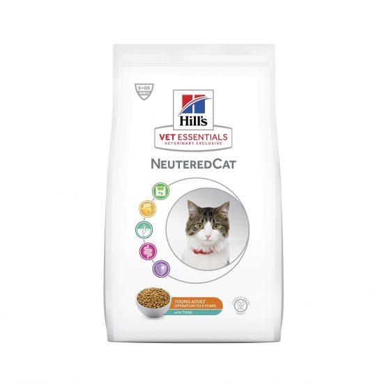 VE Feline Young Adult Neutered Cat Atún 1,5kg