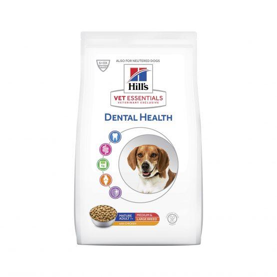 VE Canine Mature Adult 7+ Dental Health Razas Medianas y Grandes 10kg