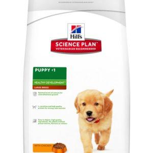 SP Puppy Healthy Development Razas Grandes con Pollo
