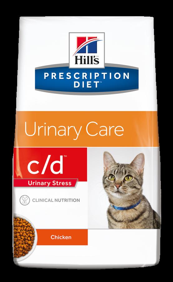 PD Feline c/d Urinary Stress