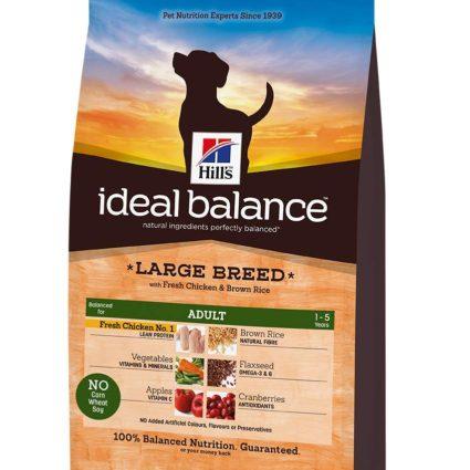 IB Canine Adult Razas Grandes con Pollo y Arroz Integral 12kg