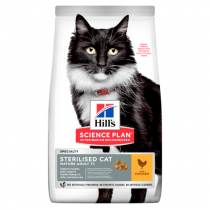 SP Feline Mature Adult Sterilised Cat Pollo 1,5kg