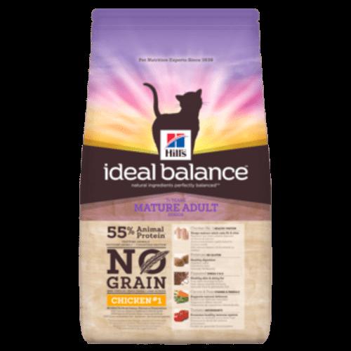 IB Feline Mature No Grain con Pollo y Patata 1,5 Kg