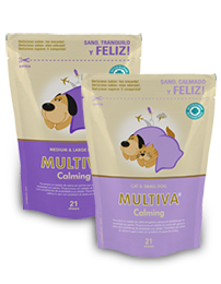 MULTIVA® Calming Medium and Large Dog