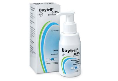 BAYTRIL INY. 2,5%