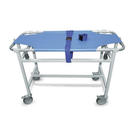 Soporte rodable (camilla transportable), Eickemeyer