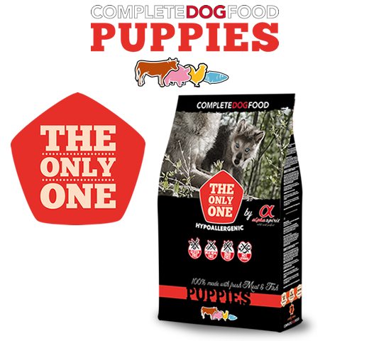 Alimento Puppies Multiprotein