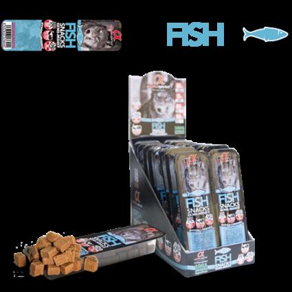 Snack de Pescado para perros