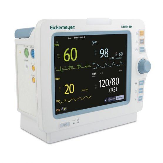 Monitor multiparamétrico LIFEVET 8M / 8C